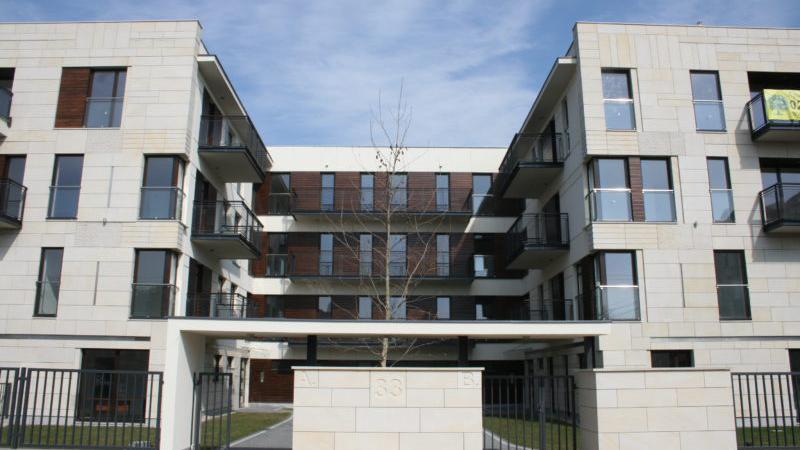 Warszawa Włochy – apartamentowiec
