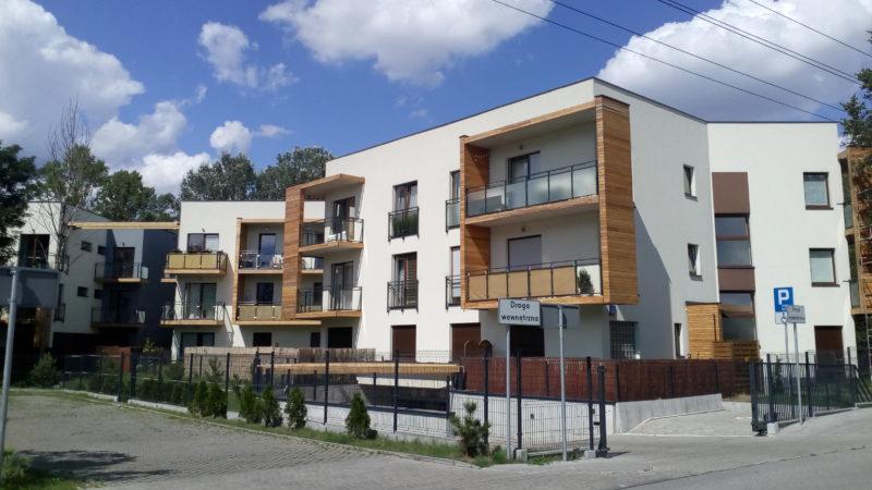 Apartamenty Stawy – Płużańska